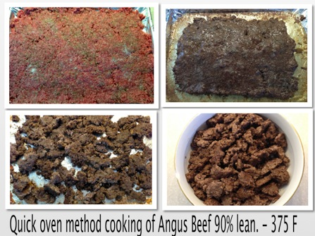 Quick Oven Method To Cook Ground Beef Menschheit A